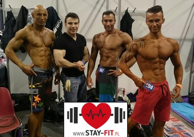 21 stay fit grupa debiuty 2016